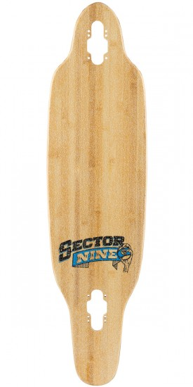 Sector 9 Striker Longboard Deck - Blue