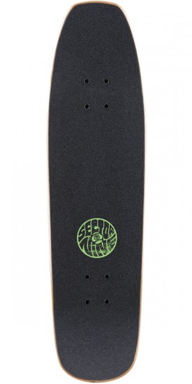 Sector 9 Swellhound Longboard Deck - Green