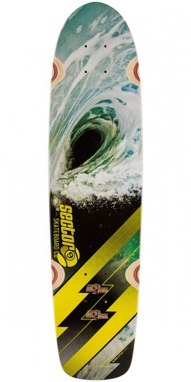 Sector 9 Phaser Longboard Deck