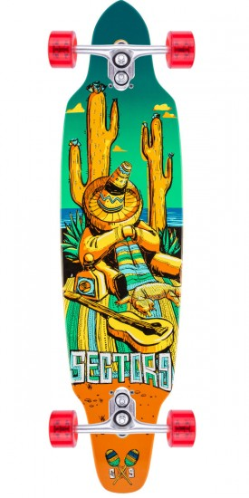 Sector 9 Tempest Longboard Complete - 2015