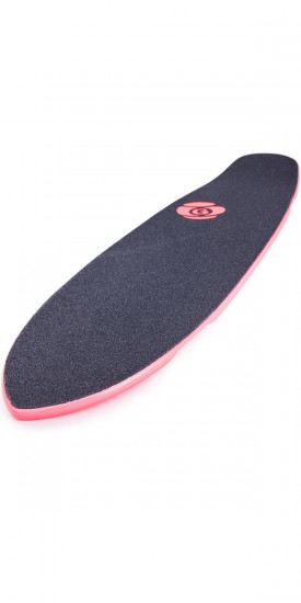 Sector 9 The 83 Longboard Skateboard Complete - Pink 2014