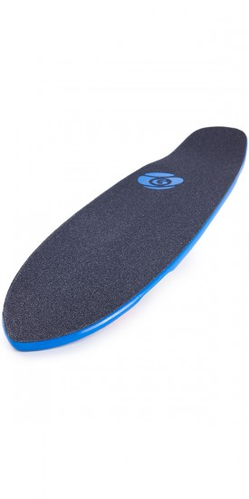 Sector 9 The Steady Longboard Skateboard Deck - Blue