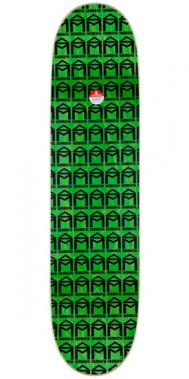 Sk8Mafia Kellen James Toe Up Skateboard Deck - 8.00""