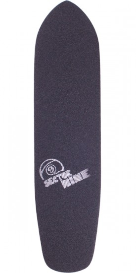 Sector 9 Mini Daisy Longboard Skateboard Deck 2014 - Yellow - Blem