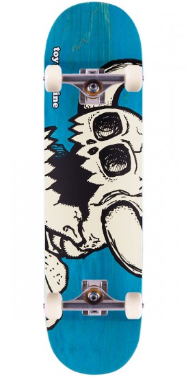 """Toy Machine Vice Dead Monster Skateboard Complete - Blue Stain - 8.25"""""""