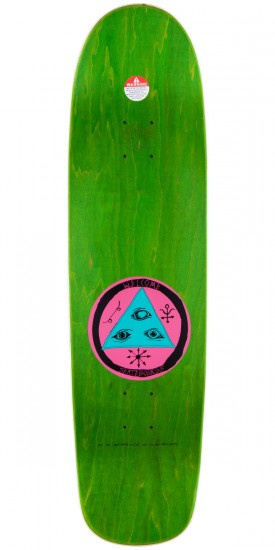 Welcome Baby On Waxing Moon Skateboard Complete - Blue - 8.50""