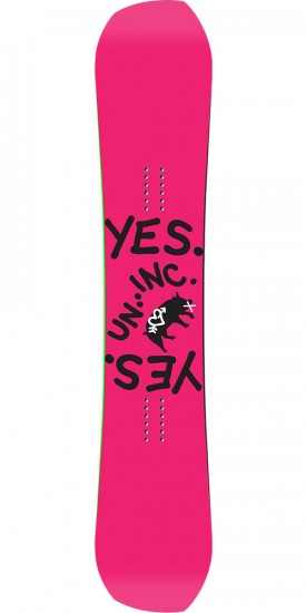 Yes Greats Snowboard 2018