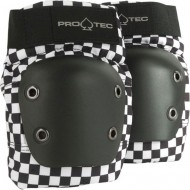 Protec Black Checker Knee Pads