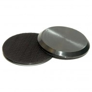 Loaded Boards Replacement Slide Pucks: BLACK