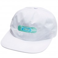 CCS Nested Nylon Hat - White