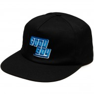 CCS Good Boy Snapback Hat - Black/Glow
