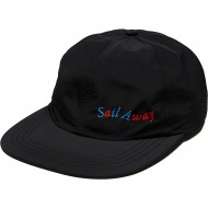 CCS Sail Away Nylon Hat - Black