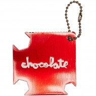 Chocolate Square Keychain Tool