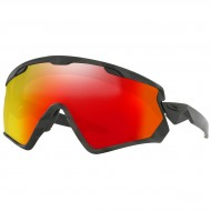 Oakley WJ 2.0 Snowboard Goggles - Night Camo/Prizm Torch