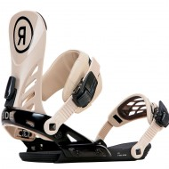 Ride EX Snowboard Bindings 2018 - Tan