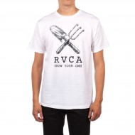 RVCA Grow Your Own T-Shirt - White