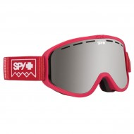 Spy Woot Snowboard Goggles - Deep Winter Blush/Bronze with Silver Spectra