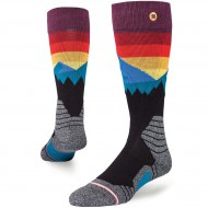 Stance Now Snowboard Socks - Purple