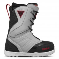 Thirty Two Lashed Snowboard Boots 2018 - Grey/Black/Red