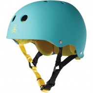 Triple Eight Brainsaver Skateboard Helmet - Baja