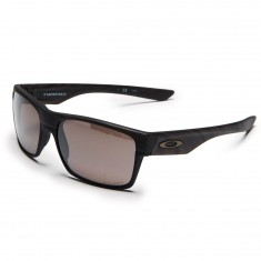 Oakley Two Face Sunglasses- Woodgrain/Prizm Daily Polarized