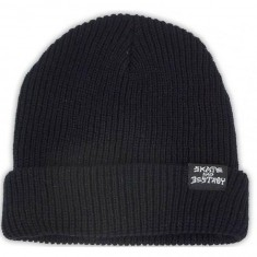 Thrasher Sad Goat Beanie - Black