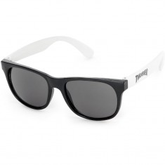 Thrasher Logo Sunglasses - White