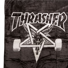 Thrasher Skate Goat Blanket Accessories