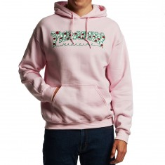 Thrasher Roses Hoodie - Light Pink