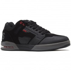 DVS Enduro X Shoes - Black/Black/Red