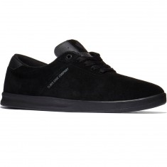 DVS Rico SC Shoes - Black Suede Chico