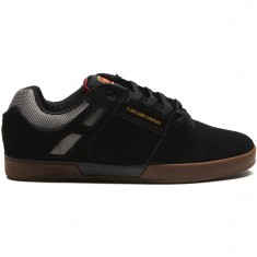 DVS Getz Plus Shoes - Black/Gum Suede