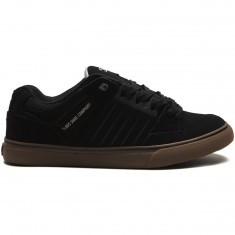 DVS Celsius CT Shoes - Black Nubuck