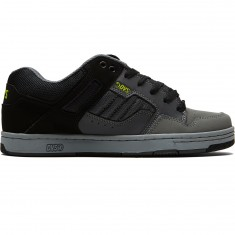 DVS Enduro 125 Shoes - Charcoal/Black Nubuck