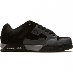 DVS Enduro Heir Shoes - Charcoal/Black Nubuck
