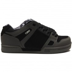DVS Celsius Shoes - Charcoal/Black Nubuck