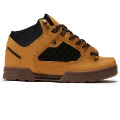 DVS Militia Boot Shoes - Chamois Leather