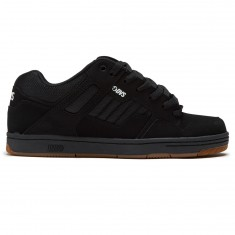 DVS Enduro 125 Shoes - Black Gum Nubuck
