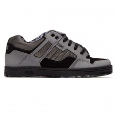 DVS Enduro 125 Shoes - Grey/Charcoal Nubuck