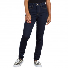 Levi's Womens 721 High Rise Skinny Jeans - Cast Shadow