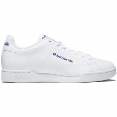 Reebok NPC II Shoes - White/White