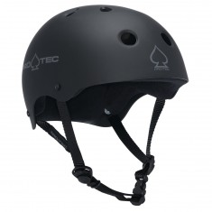 ProTec The Classic Skateboard Helmet - Matte Black