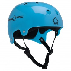 Pro Tec The Bucky Helmet - Translucent Gumball Blue