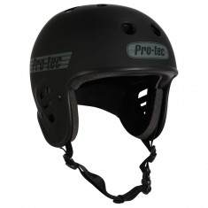 Pro Tec Full Cut Helmet - Black