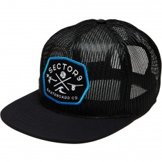 Sector 9 Range Hat - Black