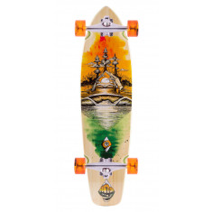 Sector 9 Odyssey Fort Point Shop Built Longboard Complete