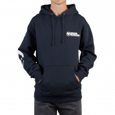 Never Summer Carve Hoodie - White