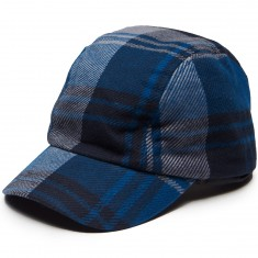 Pendleton Lake Side Hat - Colbalt Blue Plaid