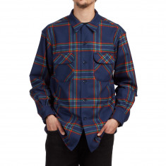 Pendleton Board Long Sleeve Shirt - Crater Lake Park Plaid