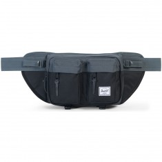 Herschel Eighteen Hip Pack - Poly Black/Dark Shadow